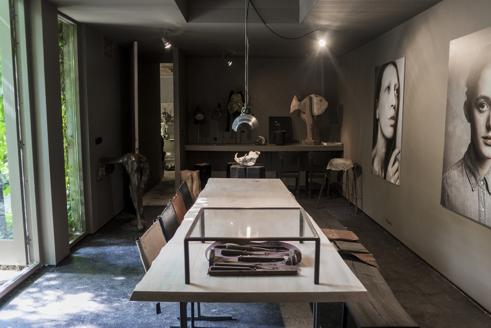WDSTCK showroom in naarden / photography by james cheng tan | S/TUDIO
