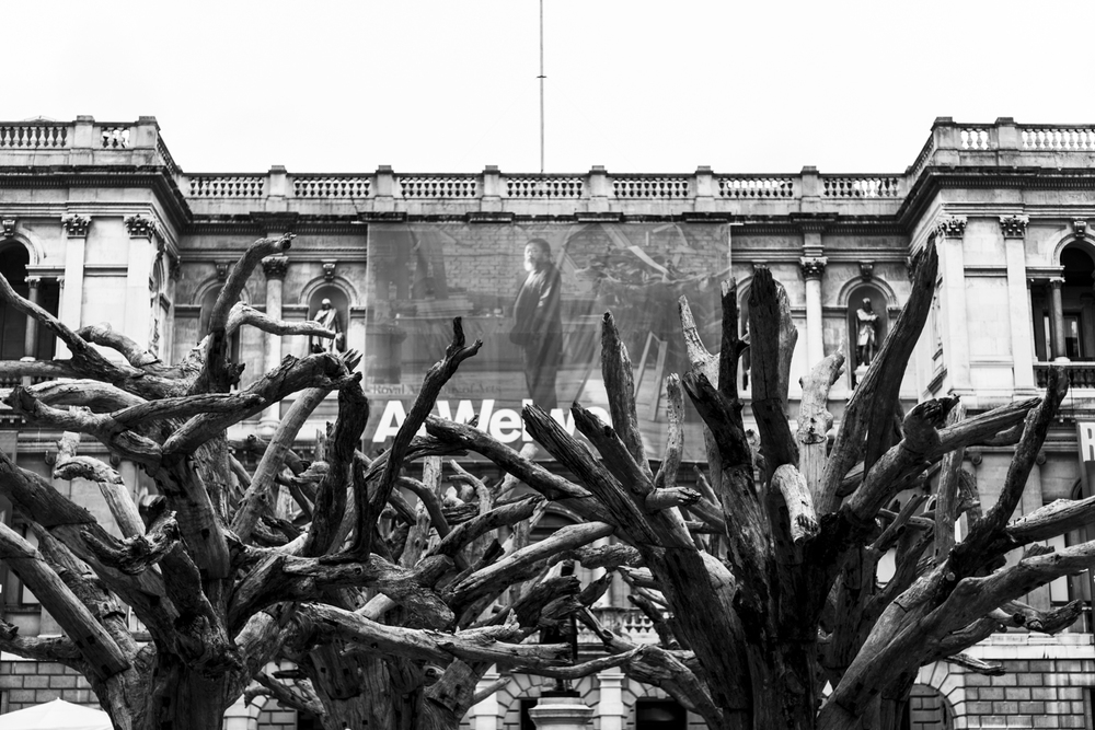 ai wei wei exhibition at royal academy of arts london photography by james cheng tan | S/TUDIO