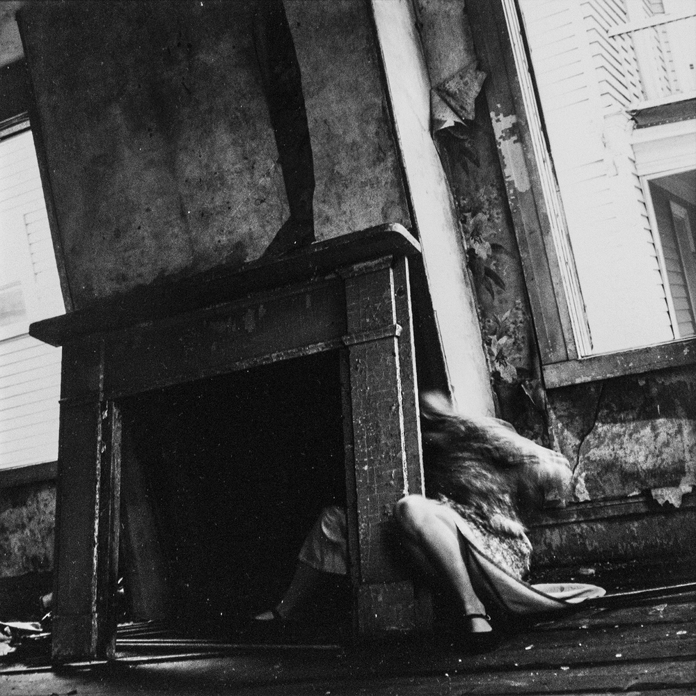 francesca woodman 'on being an angel' at foam amsterdam