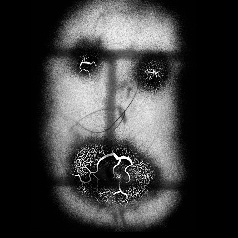 Breakthrough, 2008. From the upcoming book ''The Theatre of Apparitions''  © Roger Ballen