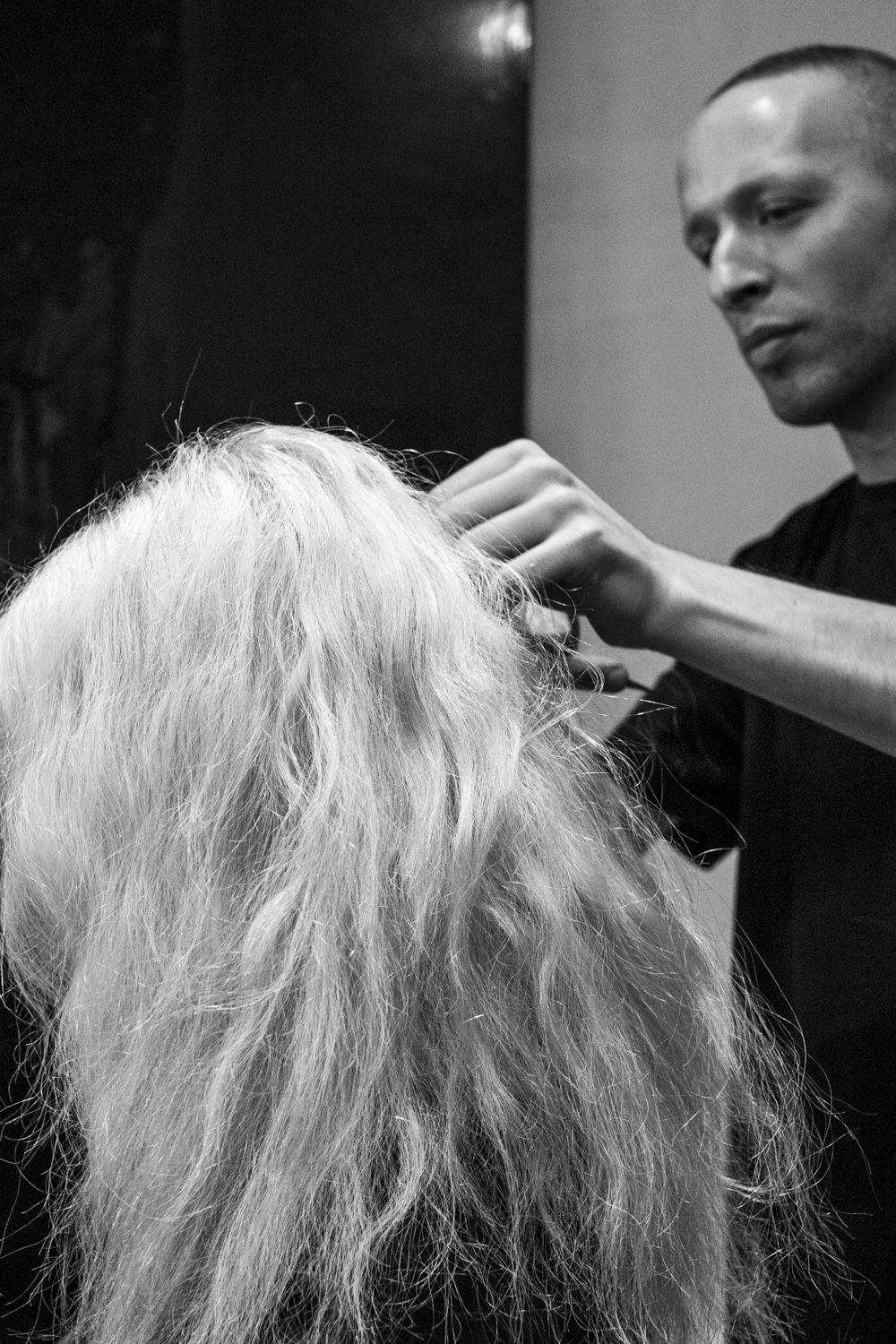 andy r salon at someslashthings x katharine grace - KxG