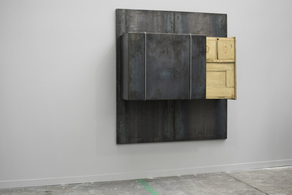 jannis kounellis at gavin brown enterprise