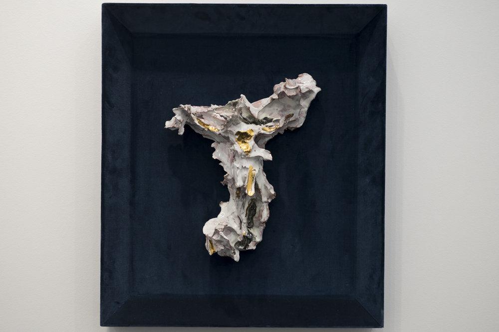 lucio fontana deposizione della croce, 1959-1960 galerie karsten greve