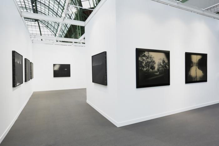 Sally Mann installation - Karsten Greve Gallery