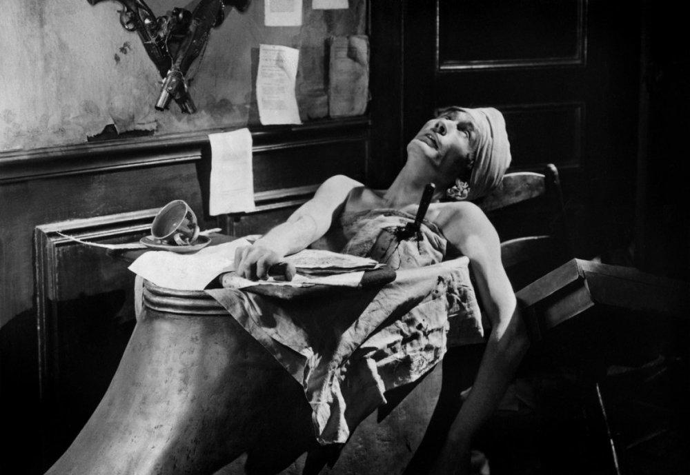 Antonin Artaud as Marat - Abel Gance Napoléon 1927