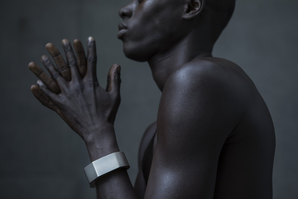Breath &Stone | Words: Marlo Saalmink | Photography by Salar Kheradpejouh| MUA: Vanessa Warkalla | Models: Alpha Dia & Valerie Mevegue | AD + Styling: Brohn Smith