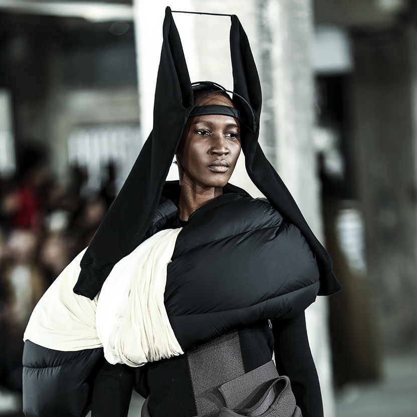 rick owens autumn winter 2017 2018 womens show some things