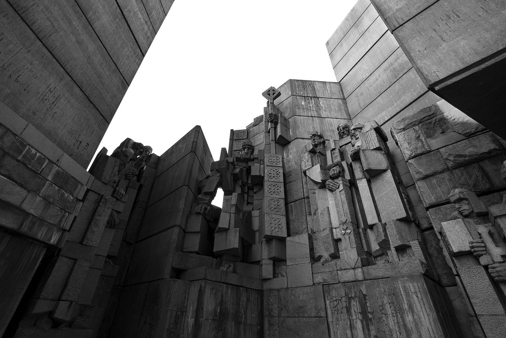 Founders of the Bulgarian State Monument by Philipp Altheimer | S/TUDIO