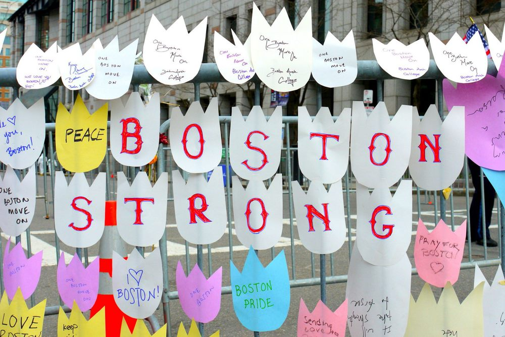 Boston Marathon 2013 |  Strength, support and resilience