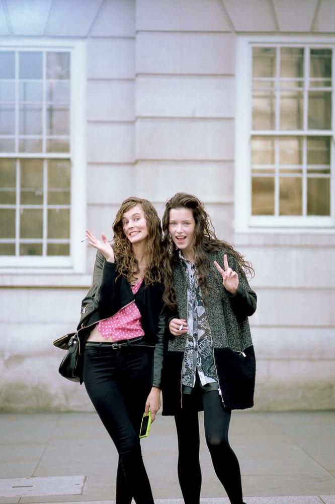 Caroline Davis & Alice Gilbert