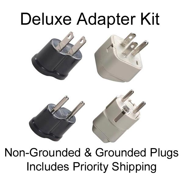 Korea Travel Adapter Kit Going In Style Going In Style