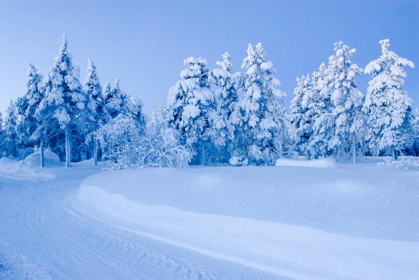snowlandscaperussia