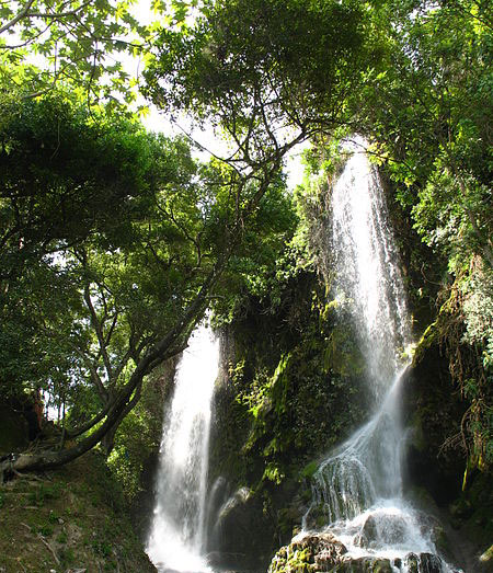 Haiti-waterfall