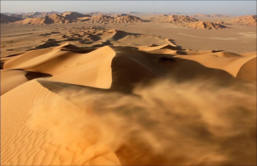 desert-sand-Libya