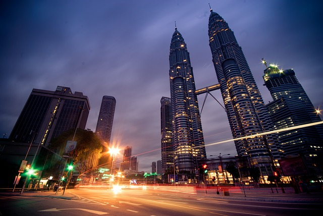 Malaysia-at-night