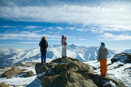 mountain-snow