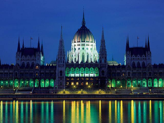 Parliament Palace, Hungary