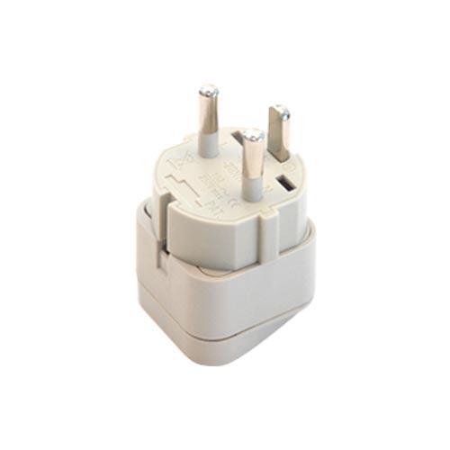 Denmark Grounded Adapter Plug