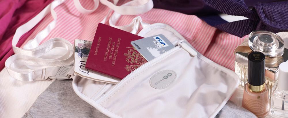 Travel Money Belt Offers Peace Of Min