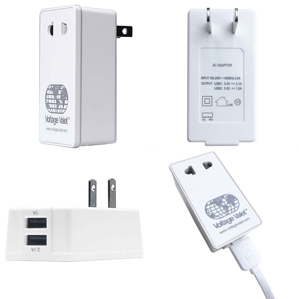 USB adapter for Taiwan