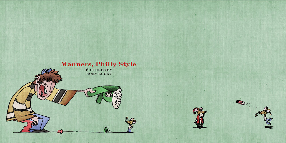 Manners, Philly Style