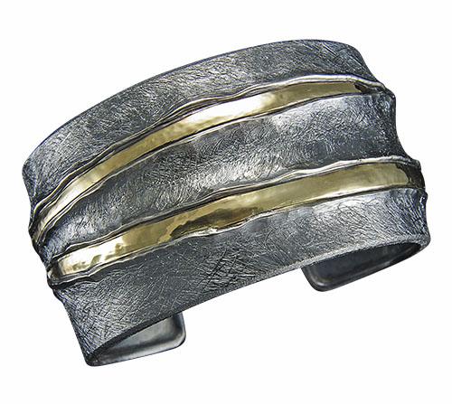 Tagli Cuff Bracelet