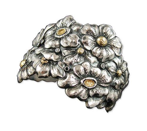 Fiori Cuff Bracelet