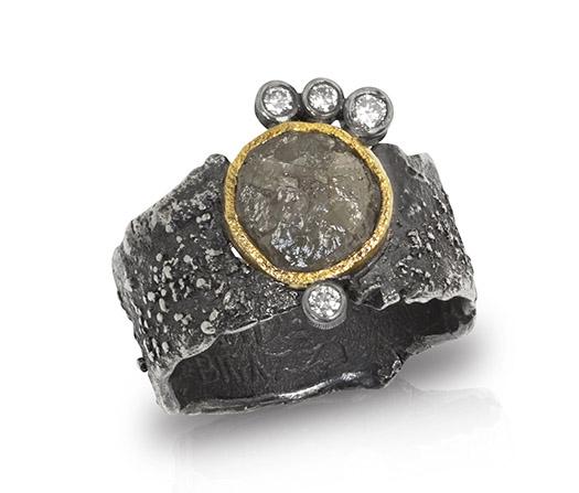 Tondo Ring