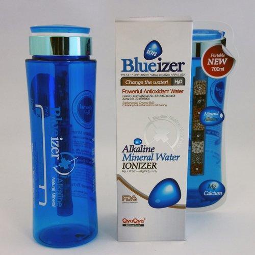 Portable Alkaline Water Bottleml DUX HELM - Alkaline water bottle