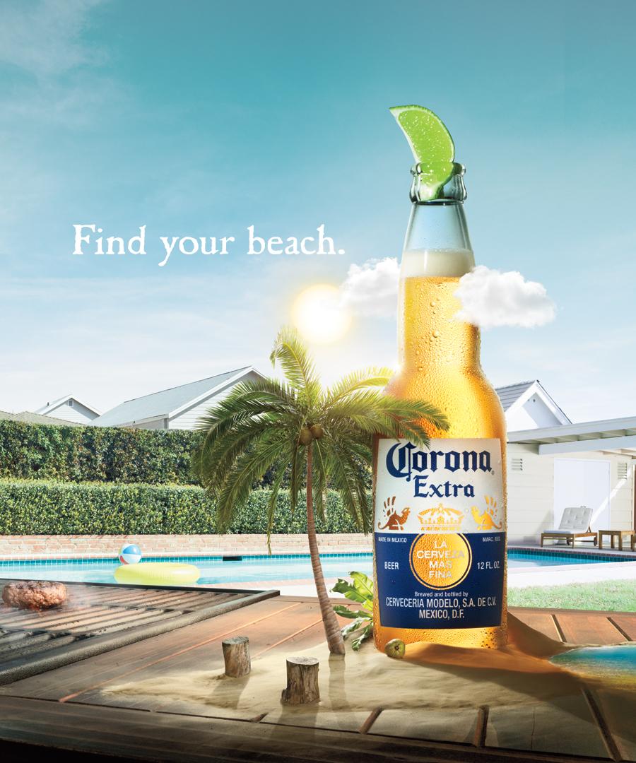 Corona Ad Find Your Beach