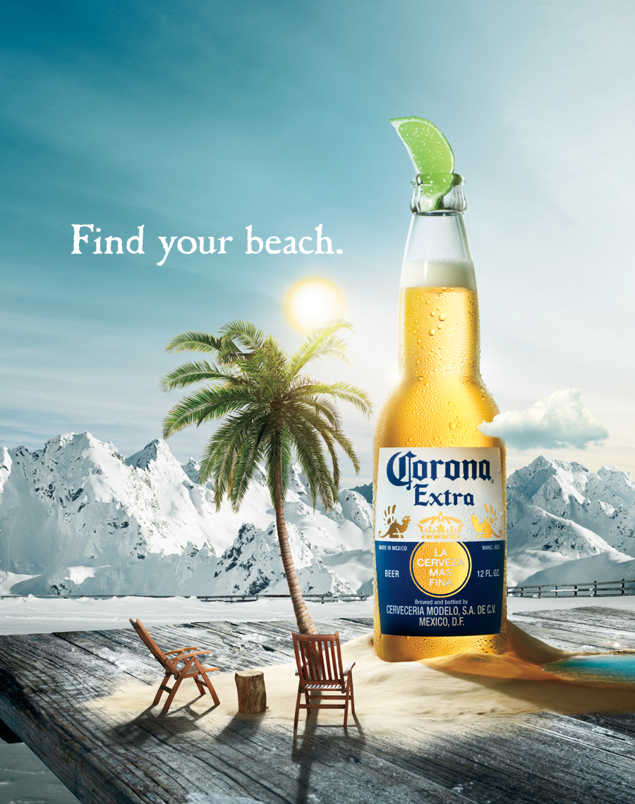 Corona Extra Find Your Beach | www.pixshark.com - Images ...