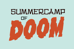 Summercamp of Doom Illustration