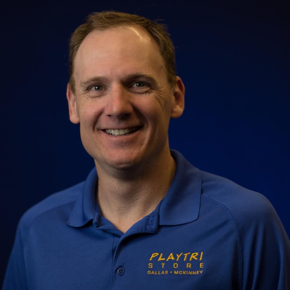 Bryan Williams, Playtri Coach
