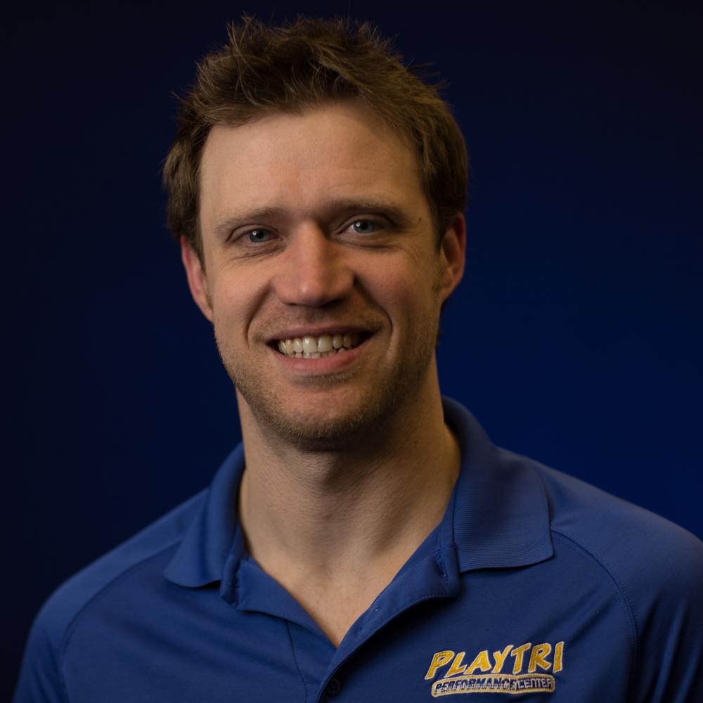 Justin Holmes, Playtri Coach