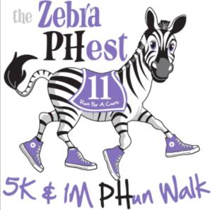Zebra Phest 5k