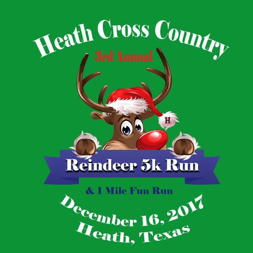Health Hawks Reindeer Run 5k
