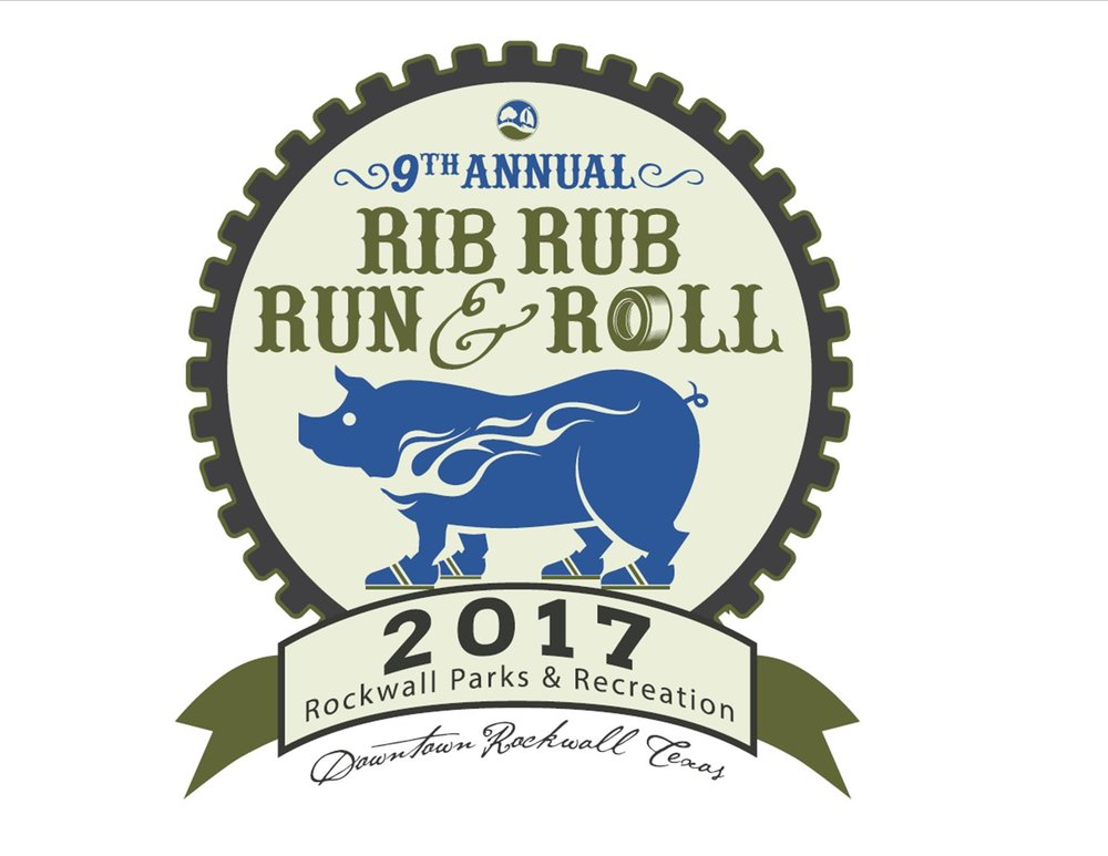 Rib Rub Run 5k 10k 1 mile