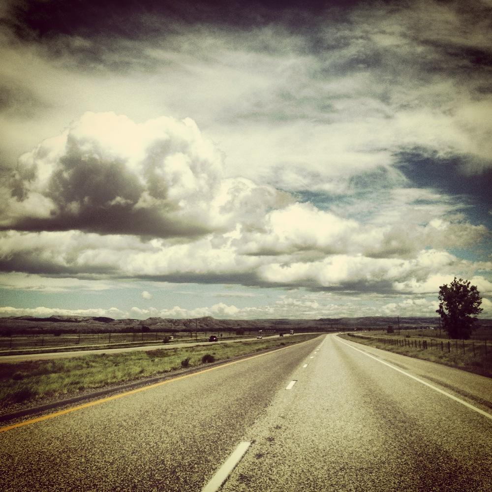 Open Road | Montana | 2014