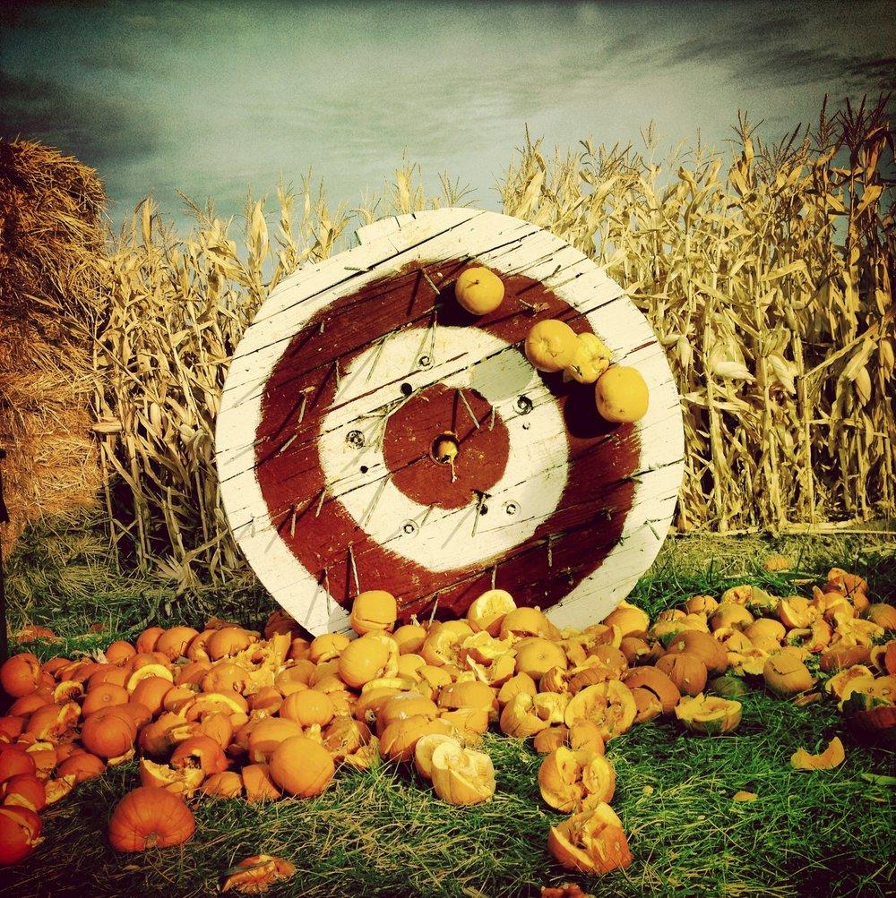 Pumpkin Practice | Idaho | 2012