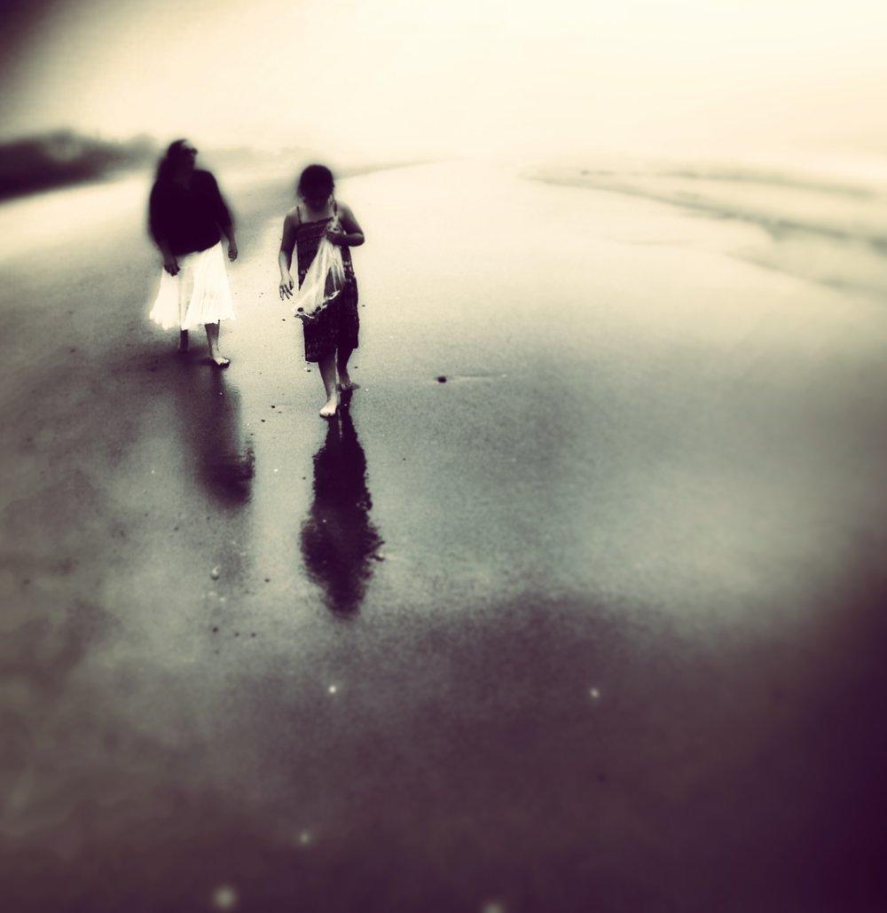 Mother + Daughter | Oregon Coast | 2015