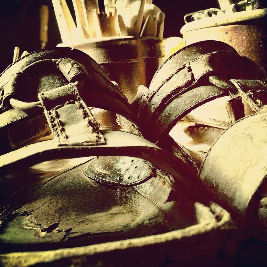 Artist Shoes | Montana | 2014