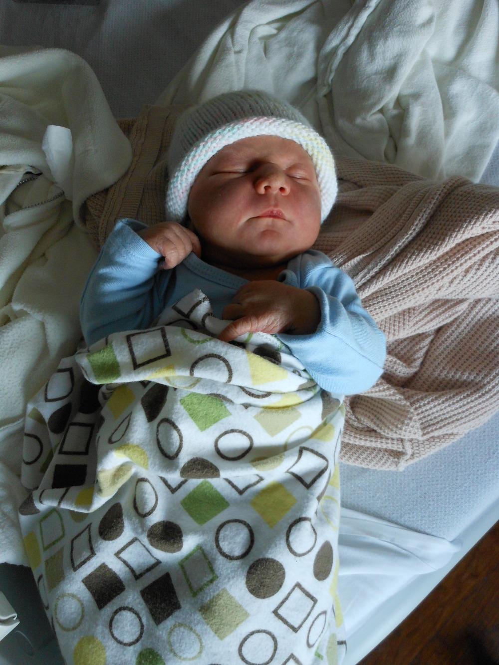Baby Linus