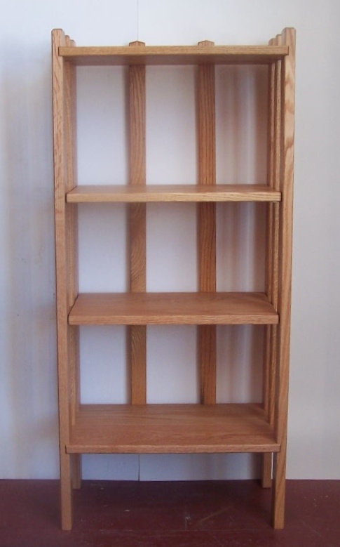 bungalow bookcase front.JPG