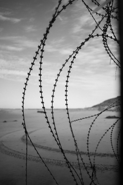 Cory Zimmerman  - U.S Mexico Border, Playas de Tijuana