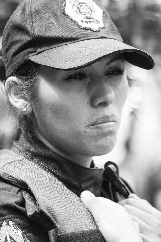 Cory Zimmerman  - Policia Woman, CDMX