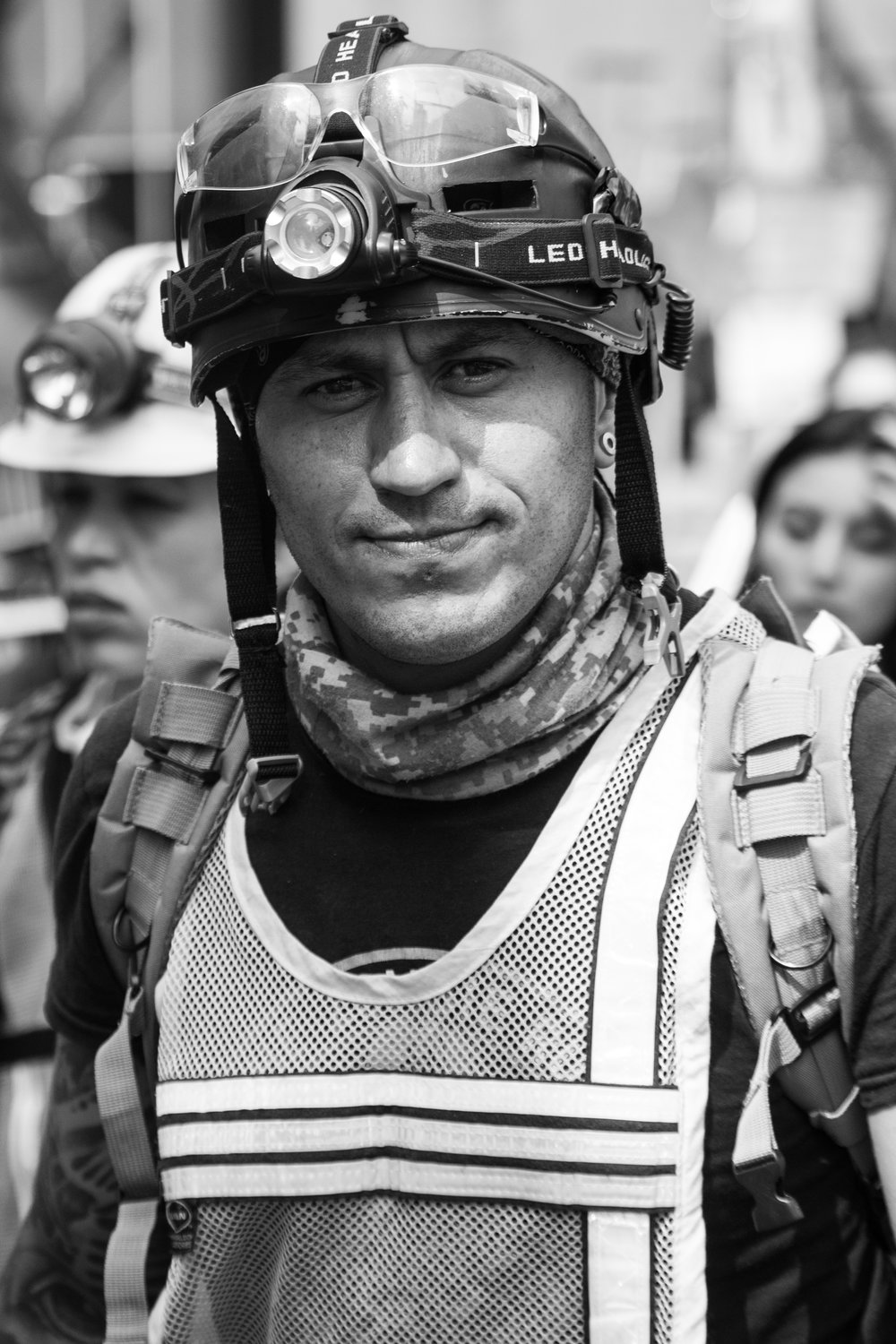 Cory Zimmerman  - Rescue Team, CDMX