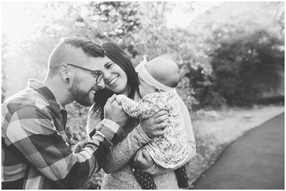 Jamie Tervort Photography | Ashton Family | Utah Family Photography | Little Cottonwood Canyon, Utah