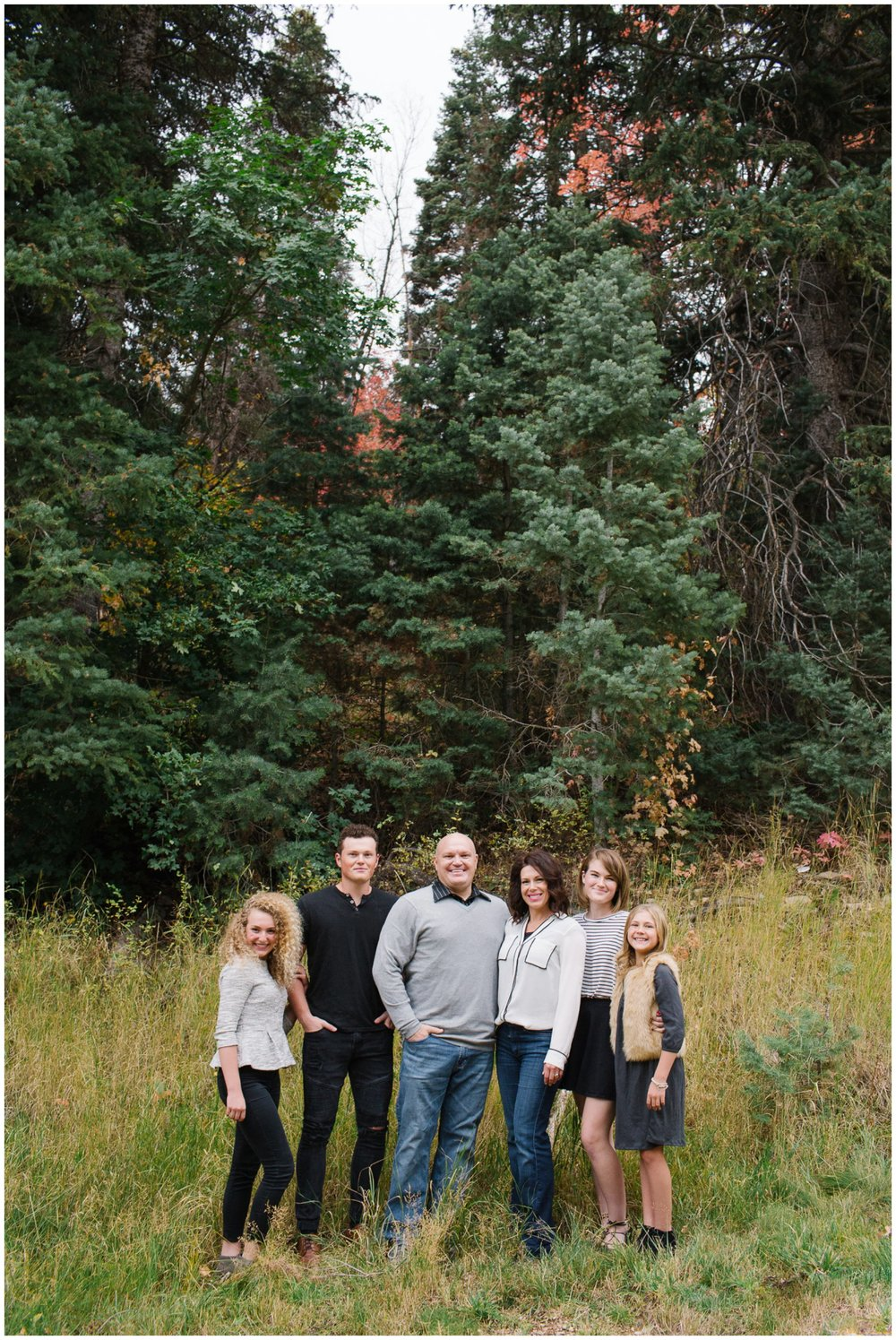 Jamie Tervort Photography | Merrill Family | Utah Family Photography | Sundance Utah | Fall Pictures