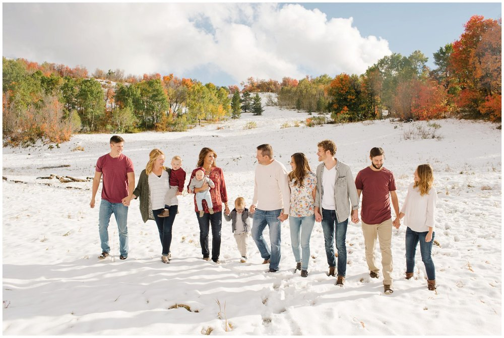 Jamie Tervort Photography | Butterfield Family | Squaw Peak Provo Canyon, Utah | Family Photography | Fall pictures