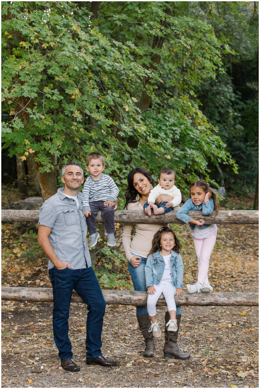 Jamie Tervort Photography | Haskell Family | Utah Family Photography | Fall pictures